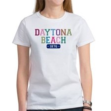 Daytona Beach 1876 Tee