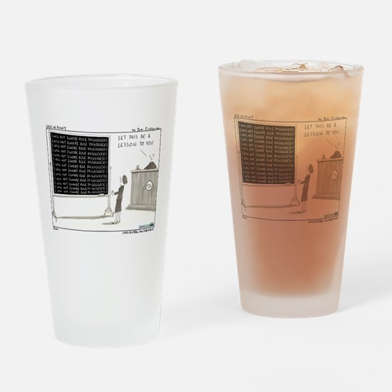 Request for Production Drinking Glass