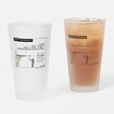 Cool Lawyer litigation Drinking Glass