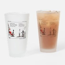 12/22/2008 - Santa Drinking Glass