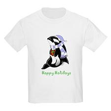 Christmas Orca T-Shirt