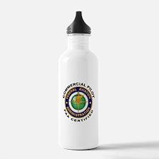 Commercial Pilot Water Bottle