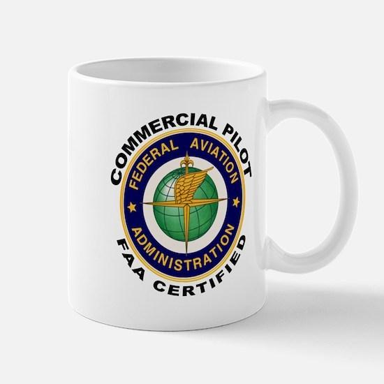 Commercial Pilot Mug