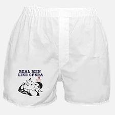 I love Opera Boxer Shorts