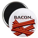 bacon-cap-2011b Magnets