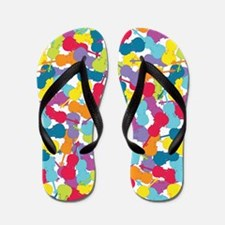 Colorful Cellos - Flip Flops