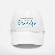 Favorite People Call Me Grand Baseball Baseball Cap