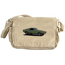 67 Mustang 4 Messenger Bag