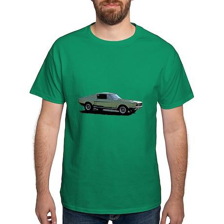 67 Mustang 4 Dark T-Shirt