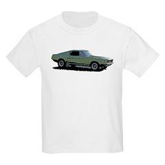 67 Mustang 4 T-Shirt