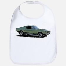 67 Mustang 4 Bib