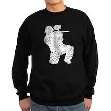 Worn, Vintage Paintball Sweatshirt