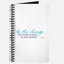Be the Change Journal