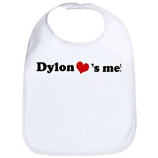 Dylon Loves Me Bib