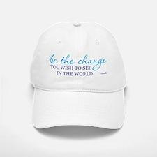 Be the Change Baseball Baseball Cap