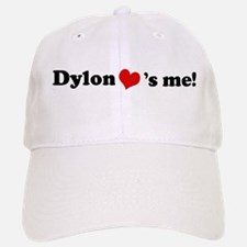 Dylon Loves Me Baseball Baseball Cap