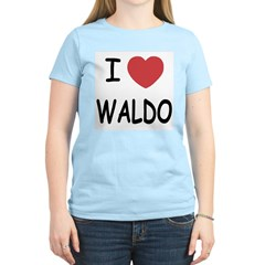 I heart waldo T-Shirt