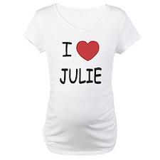I heart julie Shirt