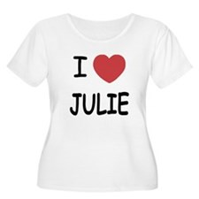 I heart julie T-Shirt