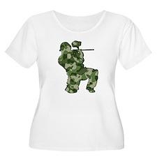 Paintball, Camo T-Shirt