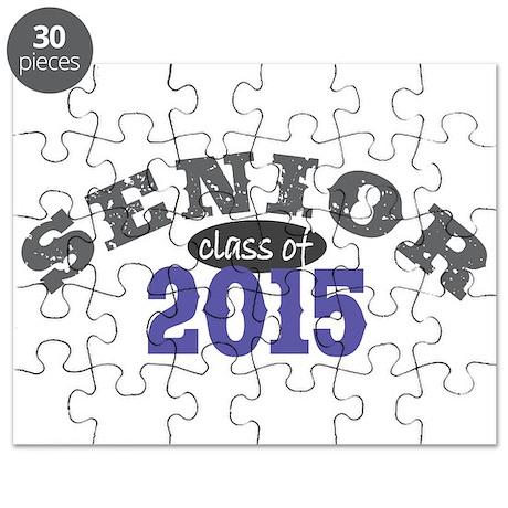 Senior Class of 2015 Puzzle