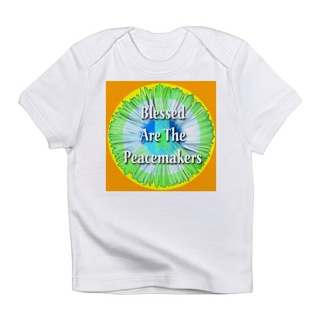Blessed Are The Peacemakers Infant T-Shirt