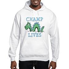 Champ Lives Hoodie