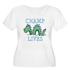 Champ Lives T-Shirt