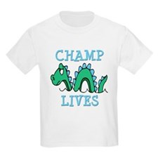 Champ Lives T-Shirt