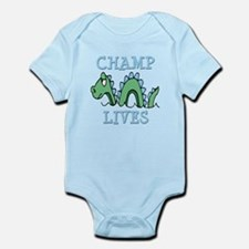 Champ Lives Infant Bodysuit