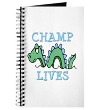 Champ Lives Journal