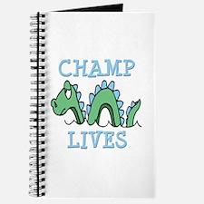 Champ Lives Journal