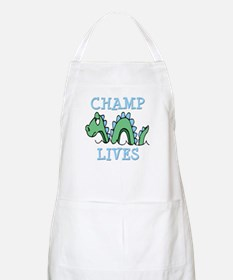 Champ Lives Apron