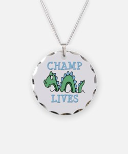 Champ Lives Necklace