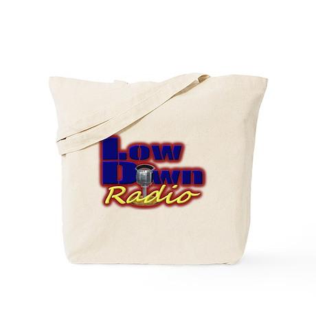 Lowdown Radio Tote Bag