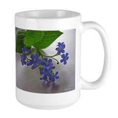 .so blue. Large Mug