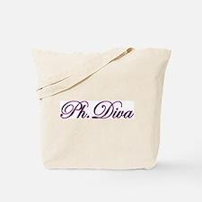 Ph. Diva Tote Bag