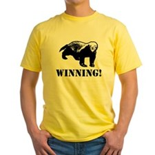 Honey Badger Winning T