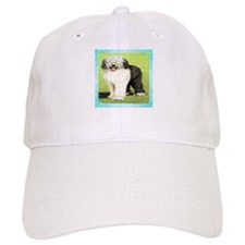 Old English Sheepdog Baseball Cap