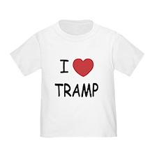 I heart tramp T