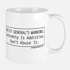 Conformity is Addictive Mug