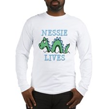 Nessie Lives Long Sleeve T-Shirt