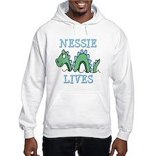 Nessie Lives Hoodie