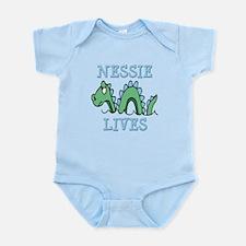 Nessie Lives Infant Bodysuit