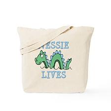 Nessie Lives Tote Bag