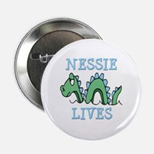 "Nessie Lives 2.25"" Button (10 pack)"