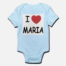 I heart maria Infant Bodysuit