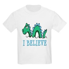 I Believe in Sea Monsters T-Shirt