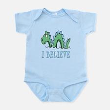 I Believe in Sea Monsters Infant Bodysuit