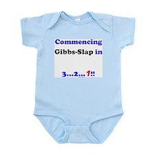 Commencing GibbsSlap Infant Bodysuit
